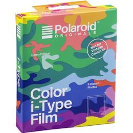 Polaroid Color i-Type Film Camo Edition 8 Pack