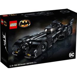 Lego DC Comics Super Heroes 1989 Batmobil 76139