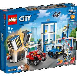 Lego City Politistation 60246