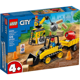 Lego City Byggeplads M. Bulldozer 60252
