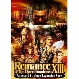 Romance of the Three Kingdoms XIII: Fame And Strategy Expansion Pack
