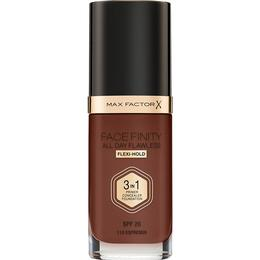 Max Factor Facefinity All Day Flawless 3 in 1 Foundation SPF20 #110 Espresso