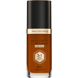 Max Factor Facefinity All Day Flawless 3 in 1 Foundation SPF20 #102 Chocolate
