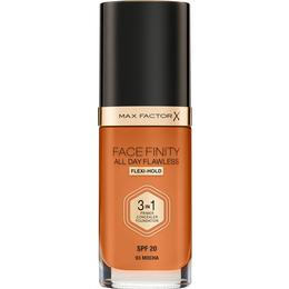 Max Factor Facefinity All Day Flawless 3 in 1 Foundation SPF20 #93 Mocha