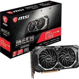 MSI Radeon RX 5700 Mech GP OC HDMI 3xDP 8GB