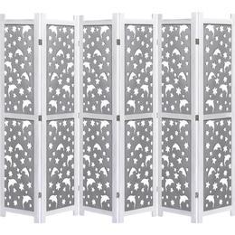 vidaXL 6 Panels 210x165cm