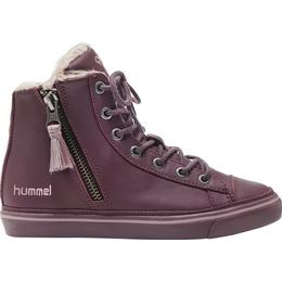 Hummel Strada Winter Jr - Prune Purple