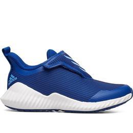 Adidas Kid's FortaRun AC - Glory Blue/Cloud White/Scarlet