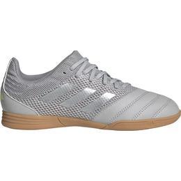 Adidas Junior Copa 20.3 Sala - Grey Two/Matte Silver/Grey Three
