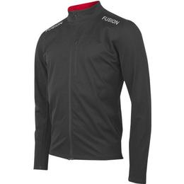 Fusion S2 Run Jacket Men - Black