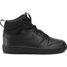 Nike Court Borough Mid 2 GS - Black