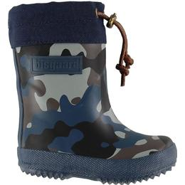 Bisgaard Thermo - Camouflage-Blue