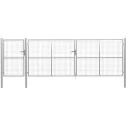 vidaXL Garden Gate 500x150cm