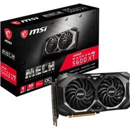MSI Radeon RX 5600 XT Mech OC HDMI 3xDP 6GB