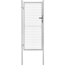 vidaXL Garden Gate 105x225cm