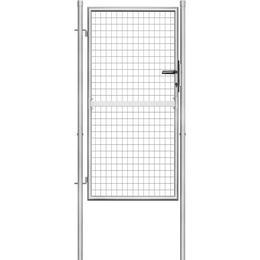 vidaXL Garden Gate 105x200cm
