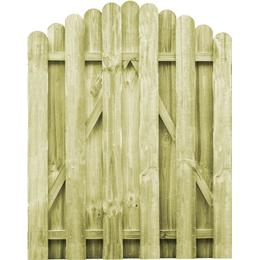 vidaXL Garden Gate 100x125cm 45328