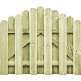 vidaXL Garden Gate 100x75cm 45326