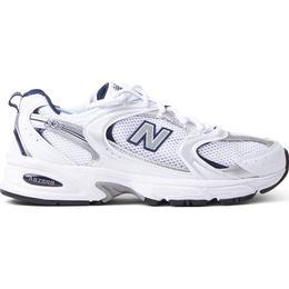 New Balance 530 - White with Natural Indigo