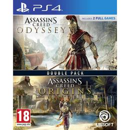 Assassins Creed Origins + Odyssey Double Pack