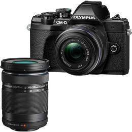 Olympus OM-D E-M10 Mark III + 14-42mm II R + ED 40-150mm R