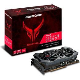 Powercolor Radeon RX 5600 XT Red Devil HDMI 3xDP 6GB