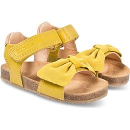 By Nils Ullvi Sandal Bow - Yellow