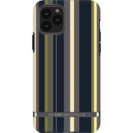 Richmond & Finch Navy Stripes Case for iPhone 11 Pro Max