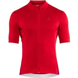 Craft Essence Cycling Jersey Men - Bright Red