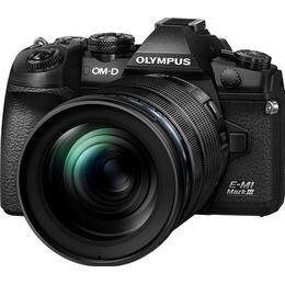 Olympus OM-D E-M1 Mark III + ED 12-100mm F4 IS Pro