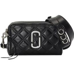 Marc Jacobs The Quilted Softshot 21 - Black