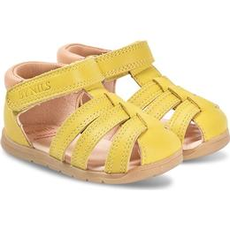 By Nils Siljan Sandal - Yellow