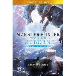 Monster Hunter: World - Iceborne - Master Edition Deluxe