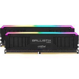 Crucial Ballistix MAX Black RGB LED DDR4 4000MHz 2x8GB (BLM2K8G40C18U4BL)