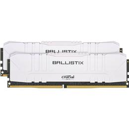 Crucial Ballistix White DDR4 3200MHz 2x8GB (BL2K8G32C16U4W)