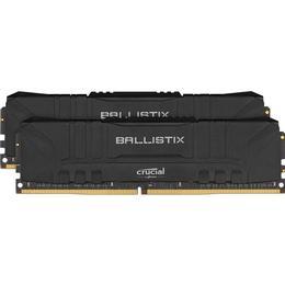 Crucial Ballistix Black DDR4 3200MHz 2x8GB (BL2K8G32C16U4B)