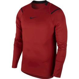 Nike Pro AeroAdapt Long-Sleeve Top Men - Dune Red