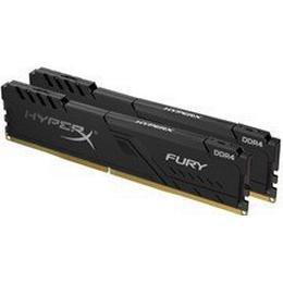 HyperX Fury Black DDR4 3000MHz 2x4GB (HX430C15FB3K2/8)