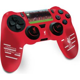 Liverpoolfc Silicone Controller Skin - Red (PS4)