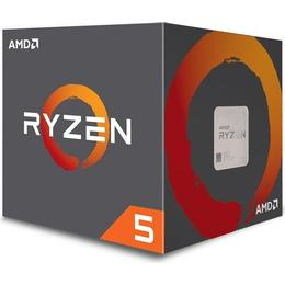 AMD Ryzen 5 1600 3.2GHz Socket AM4 Box