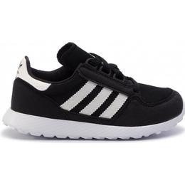 Adidas Kid's Forest Grove - Core Black/Cloud White/Chalk White