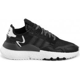 Adidas Junior Nite Jogger - Core Black/Core Black/Carbon
