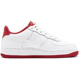 Nike Air Force 1 GS - White/University Red