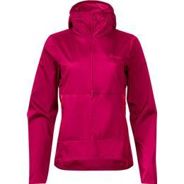 Bergans Anorak Jacket Women - Bougainvillea/Strawberry