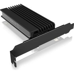 ICY BOX IB-PCI214M2-HSL
