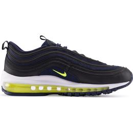 Nike Air Max 97 GS - Black/Midnight Navy/White/Lemon Venom