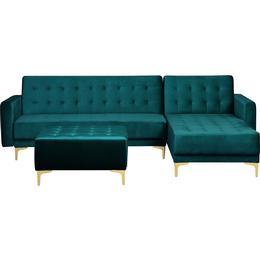 Beliani Aberdeen Left-Hand Sofa 4 pers.