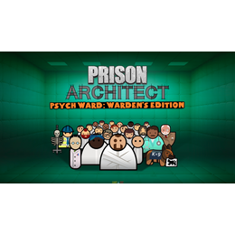Prison Architect: Psych Ward - Warden's Edition