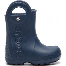 Crocs Kid's Handle It Rain Boot - Navy