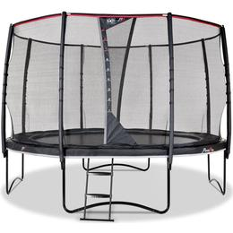 Exit PeakPro Trampoline 366cm + Safety Net + Ladder